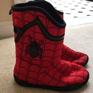 Marvel Spider-Man slippers